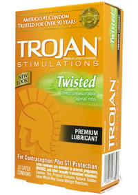 Trojan Twisted Pleasure 12`s
