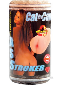 Catalina`s Ass Stroker -cat In A Can