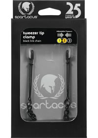 Black Tweezer Clamps