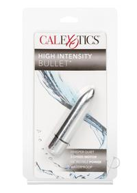 High Intensity Bullets - Silver