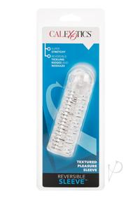 Reversible Sleeve - Clear