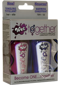 Together Couples Lubricant