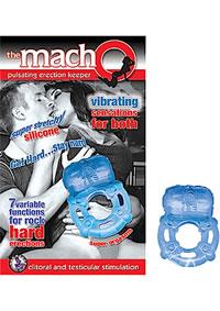 Macho Erection Keeper Blue