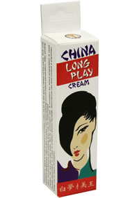 China Long Play Cream (home Party)