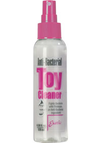 Anti Bacterial Toy Cleaner W/aloe