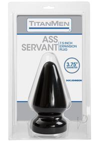 Titanmen Butt Plug 3.75