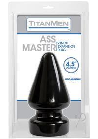 Titanmen Butt Plug 4.5