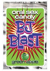 Bj Blast Green Apple(individual)