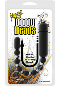 Mega Booty Beads Black
