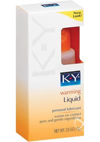 Ky Warming Liquid 2.5oz