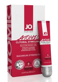 Jo Atomic Clitoral Gel Warming 10ml