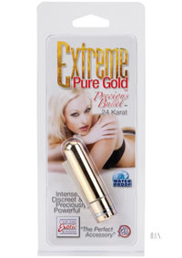 Extreme Pure Gold Precious Bullet
