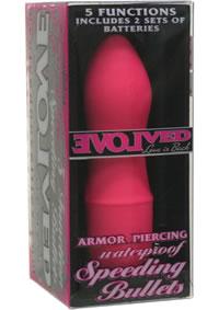 Speeding Bullets Armor Piercing - Pink