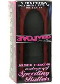 Speeding Bullets Armor Piercing - Black
