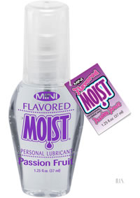 Mini Moist Passion Fruit
