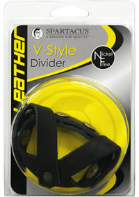 Nickel Free V Style Ball Divider