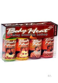 Body Heat Sampler 4/pack