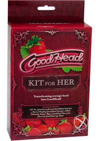 Goodhead Kit For Her Sweet Strawberry
