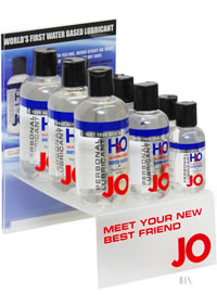 Jo H2o Warming Small Display