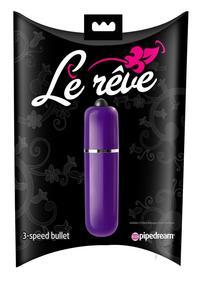 Le Reve Bullet Purple