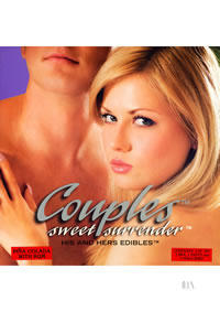 Edible Undies 3pc Pina Colada (disc)
