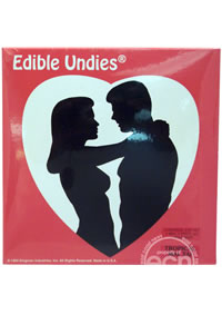 Edible Undies 3pc Forbidden Fruit(disc)