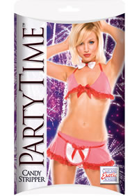 Party Time Candy Stripper (disc)