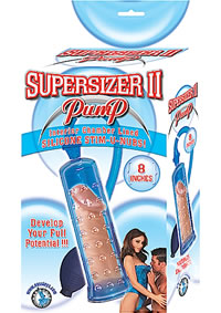 Supersizer Ii Pump Blue