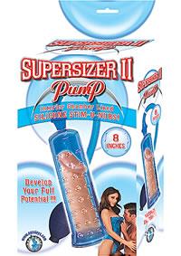 Supersizer Ii Pump Blue