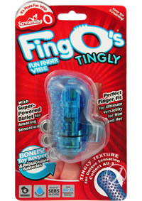 The Fingos Tingly 6/disp