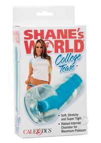 College Tease Blue