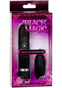 Black Magic Bullet and Controller