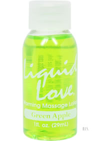 Liquid Love 1oz Green Apple