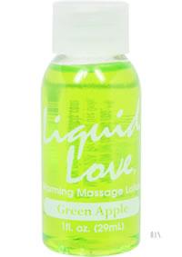 Liquid Love 1oz Green Apple