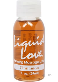 Liquid Love 1oz Cinnamon