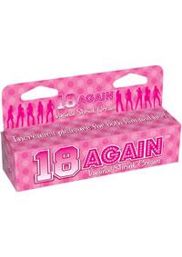 18 Again Vaginal Tightening Cream