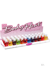 Mini Body Heat 1.25oz 36/display