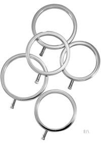 Electrastim Metal C Ring 5/pk