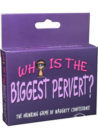 Whos The Biggest Pervert?
