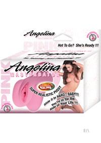 Angelina Masturbator Pink