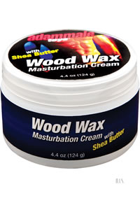Wood Wax Masturbation Cream 4.4oz