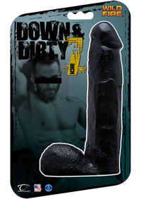 Down and Dirty 7 Dong Black
