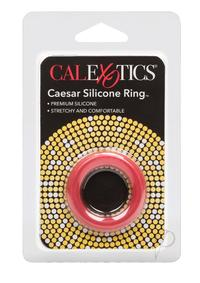 Adonis Silicone Rings Cesar Red