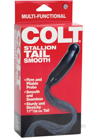 Colt Stallion Tail - Smooth