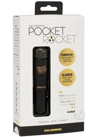 Pocket Rocket Black