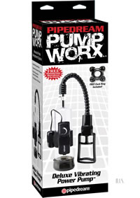 Pump Worx Deluxe Vib Power Pump