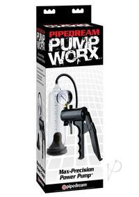 Pump Worx Max Precision Power Pump