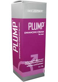 Plump Enhancement Cream For Men - 2oz