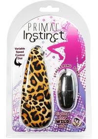 Primal Instinct Leopard