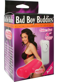Bad Boy Buddies Vibro Anal